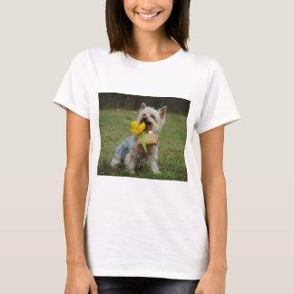 Australian Silky Terrier Dog T-Shirt