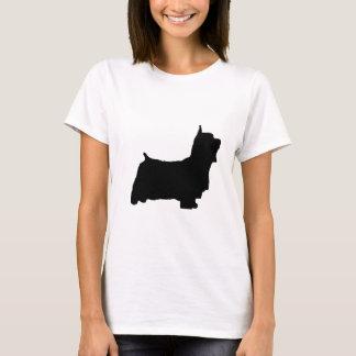 australian_silky_terrier silo T-Shirt