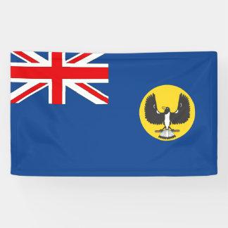 Australian South Australia Flag Banner