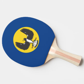 Australian South Australia Flag Ping Pong Paddle
