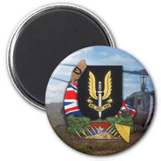 Australian special air service sas vietnam Magnet