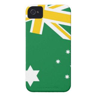 Australian Sporting Flag Blackberry Case