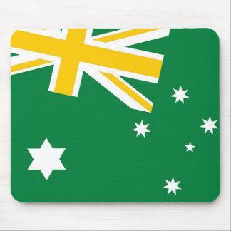 Australian Sporting Flag Mousemat Mouse Pad
