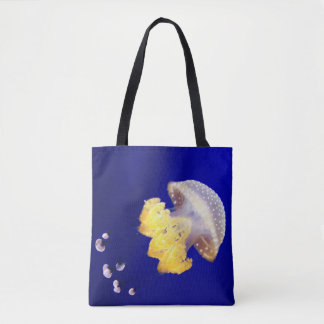 Australian Spotted Jellyfish Tote