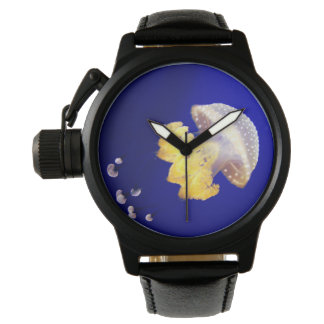 Australian Spotted Jellyfish Wristwatch