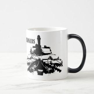 Australian Tankie color change mug
