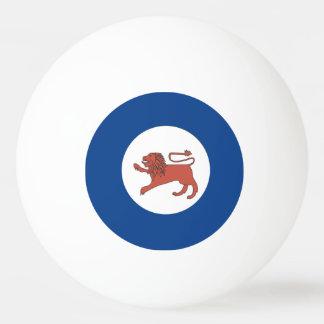 Australian Tasmania Flag Ping-Pong Ball
