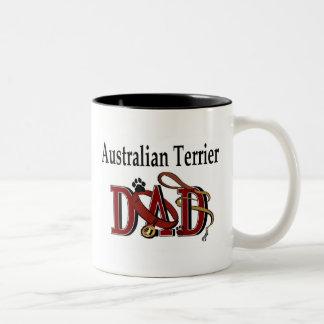 Australian Terrier Dad Mug