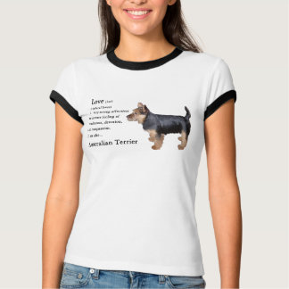 Australian Terrier Gifts Apparel T-Shirt