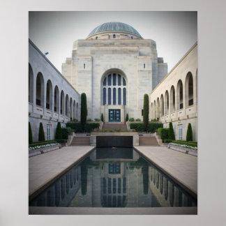 Australian War Memorial, Canberra Poster