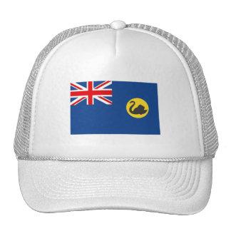 Australian Western Australia Flag Trucker Hat