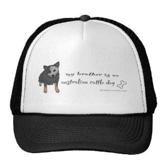 AustralianCattleDogBrother Trucker Hat