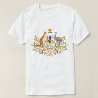 Australia's Coat of Arms T-shirt