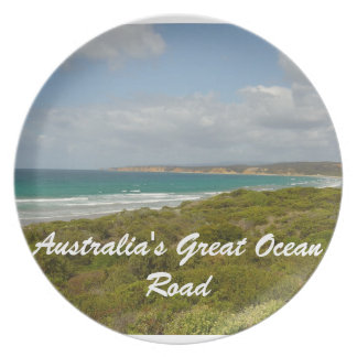 Australia's Great Ocean Road Plates