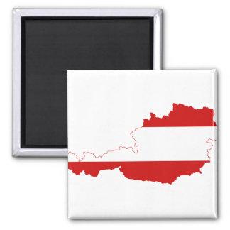 Austria AT Magnet