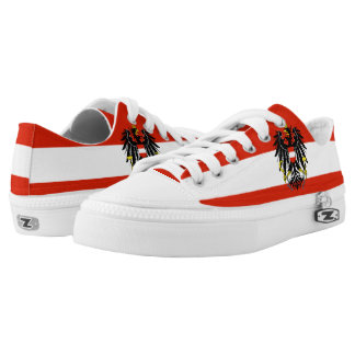 Austria  - Austrian Flag Low-Top Sneakers