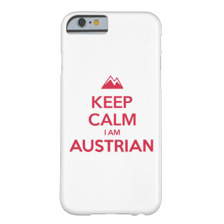 AUSTRIA BARELY THERE iPhone 6 CASE