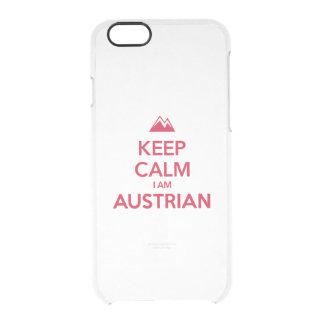 AUSTRIA CLEAR iPhone 6/6S CASE