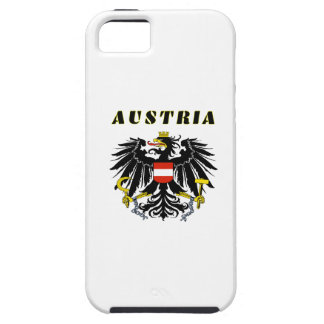 AUSTRIA Coat Of Arms iPhone 5 Cover