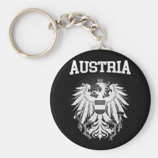 Austria Coat of Arms Keychain