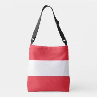 Austria Flag Crossbody Bag