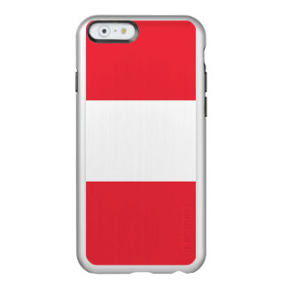 Austria Flag Incipio Feather® Shine iPhone 6 Case