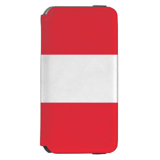 Austria Flag Incipio Watson™ iPhone 6 Wallet Case