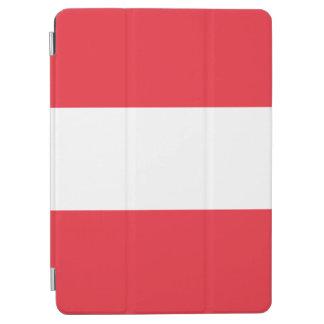 Austria Flag iPad Air Cover