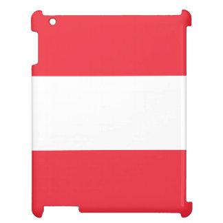 Austria Flag iPad Case