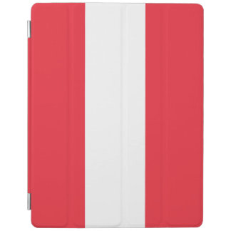 Austria Flag iPad Cover
