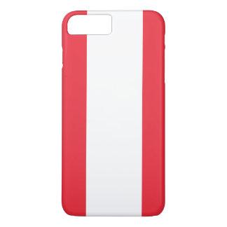 Austria Flag iPhone 8 Plus/7 Plus Case