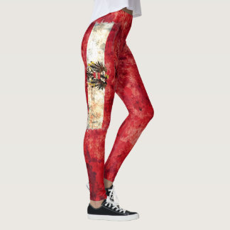 Austria Flag Leggings