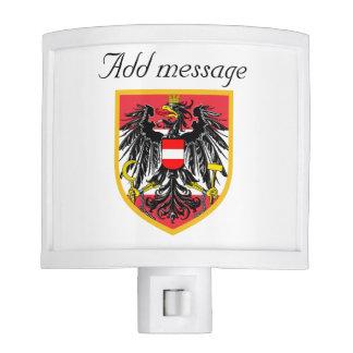Austria Flag Nite Lite