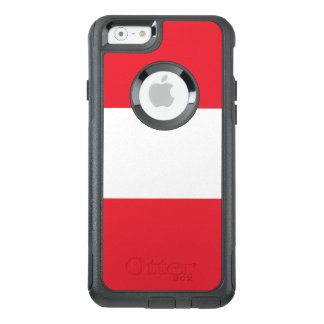 Austria Flag OtterBox iPhone 6/6s Case