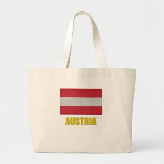Austria Gift Large Tote Bag