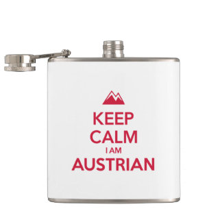 AUSTRIA HIP FLASK