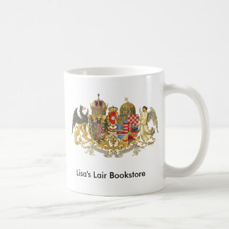 Austria-Hungary (1915-18) - Coat Of Arms Promo Coffee Mug