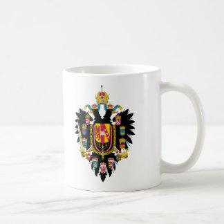 Austria Hungary Coat of Arms (1894-1915) Coffee Mug