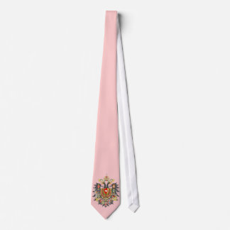 Austria Hungary Coat of Arms Tie