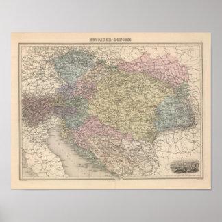 Austria Hungary Poster