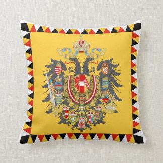 Austria Hungary Throw Pillow