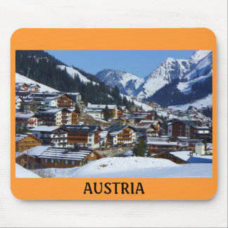 Austria-mousepad Mouse Pad