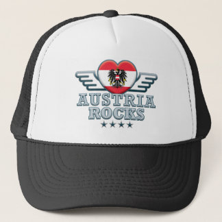 Austria Rocks v2 Trucker Hat