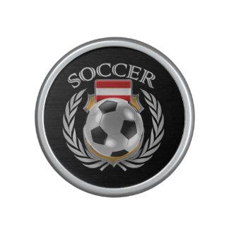 Austria Soccer 2016 Fan Gear Bluetooth Speaker