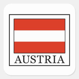 Austria Square Sticker