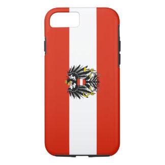 Austria State iPhone 7 case Cas