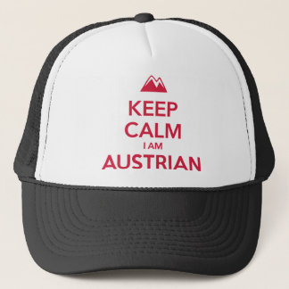 AUSTRIA TRUCKER HAT