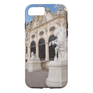 Austria, Vienna, Belvedere Palaces, Upper iPhone 7 Case