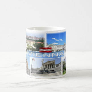 Austria - Vienna - Coffee Mug