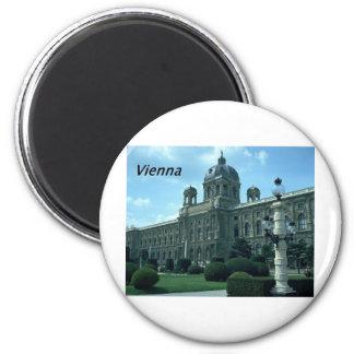 Austria--Vienna--History--Museum--.[kan.k]-JPG Magnet